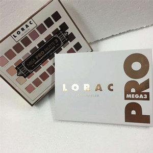 Maquiagem HOT Lorac Mega Pro Paleta 3 Edição Limitada Sombra de Olho Paleta de 32 Cores Sombra Profissional Frete Grátis B119