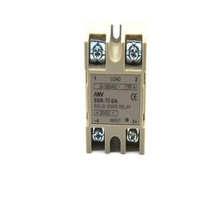SSR-25 DA 25A 3-32 V DC / 24-380 V AC Halbleiterrelais Solid State Module Solid State Relais