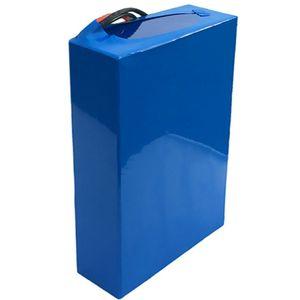 Ücretsiz Kargo Yüksek güç 2000 W 2500 W Lityum Pil 72 V 25AH e-Bike pil Kullanımı 3.7 V 5.0AH 26650 Hücre + 50A BMS ve 4A şarj