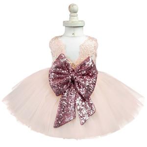 Sommer Little Princess Mädchenkleid Kindergeburtstag-Kleidung für Mädchen-Festzug-Hochzeits-Kleid-Kleinkind-Mädchen-Party Wear Kinder Frocks Designs