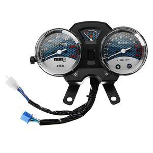Motosiklet Kilometre Kilometre Sayacı Takometre Göstergeleri Küme Enstrüman Meclisi
