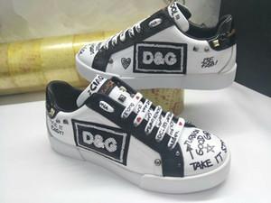 Alta qualidade Moda Rock Runner Camuflagem Sapatilhas De Couro Sapatos Homens, Mulheres Rock Studs Ao Ar Livre CAMUFLARES Casuais Formadores yh180719011