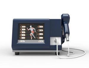 6 Bar Shockwave Ekstrakorporeal Şok Dalga Terapi Pnömatik Şok dalgası Tedavisi Omuz Ağrı Tedavisi için ED Tedavi Shockwave Makinesi