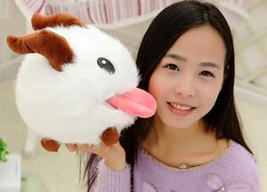 """12 """"30 cm Sevimli League of Legends LOL Sınırlı Poro Şekil Doll Peluş Oyuncak hediye YENI"""