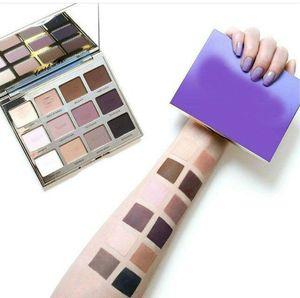 Item selecionado 12 cores paleta da sombra de olho tartelette em flor paleta 1 boa pigmentação matte shimmer dhl frete grátis