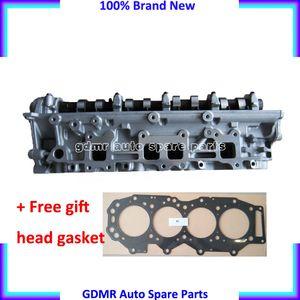 culata completa de la BT50 WLAT851022 WE01-10-100J AMC908 849 para Mazda o Ford Ranger Everest 2499cc