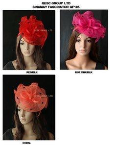 Новое поступление! Sinamay Fascinator шляпа аксессуар для волос Кубок Мельбурна, Ascot гонки свадебное кентукки дерби.