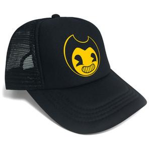 cappello uomini e donne di moda sport all'aria aperta universali Protezione casuale ragazza berretto da baseball vendita bendy e il Caps macchina inchiostro