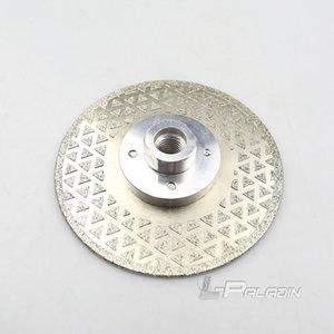 115 * M14 * 2,5mm Galvani Diamant Schneidmesser Schleifscheibe für Granit Cut-off Finish auf Winkelschleifer Elektrowerkzeug