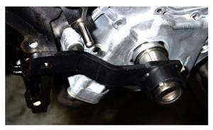 İşçi tasarrufu Krank mili konumlandırma aracı Zincir anahtarı Demir krank braketi Ford 4.2L 4.6L Için Konumlandırma 5.4L 6.8L V8 Rotunda
