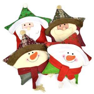 Étoile De Noël Oreiller Coussin De Base Coussin Remplissage Intérieur Doux Jeté Siège Oreiller intérieur Voiture Maison Décoration De Noël Cadeau