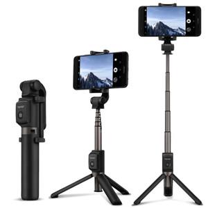 هواوي Selfie Stick Tripod Honor AF15 المحمولة اللاسلكية بلوتوث 3.0 المحمولة حامل للتمديد Monopod ل iOS الروبوت الهاتف الذكي