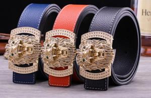 2018 Ceinture designer ceintures de luxe ceintures pour hommes marque boucle ceinture haut vrai cuir ceintures marque ceinture de mode