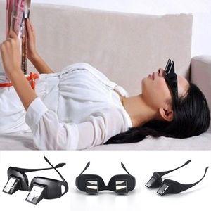 Engraçado Preguiçoso Periscópio Leitura Horizontal TV Sentar Vista Prismas Óculos Na Cama Deite-se Cama Prisma Óculos Os Óculos Preguiçosos