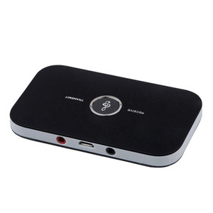 Hot Hifi 2 in 1 Bluetooth 4.1 Audio Transmitter Receiver Wireless A2DP Bluetooth Audio Adapter Portable Audio Player Aux 3.5mm