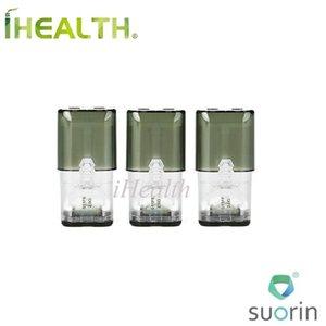 Cartuccia originale ISAhare di Suorin con 0,9ml Capsula sostitutiva esterna per cartuccia di ricambio per Suorin ishare Startert Kit