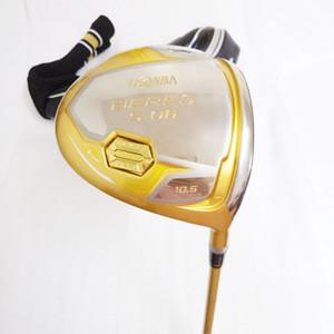 Новые гольф-клубы HONMA BERES S-06 4 Star Golf driver 9.5/10.5 чердак водитель клубы графит вал R/S/SR Бесплатная доставка