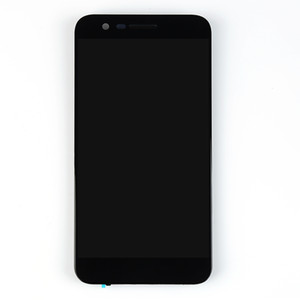 For LG K20 Plus VS501 MP260 TP260 LCD Display Touch Screen Digitizer Frame glass Assembly replacement Parts k20 plus lcd