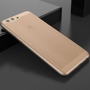 Pour Huawei P10 plus Case, PP Ultra Mince [Matte] Full Protecteur Anti-Scratch Matte Housse Coque Arrière pour Huawei P10 plus