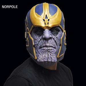 The Thanos Masks Avengers 영화 코스프레 할로윈 의상 의상