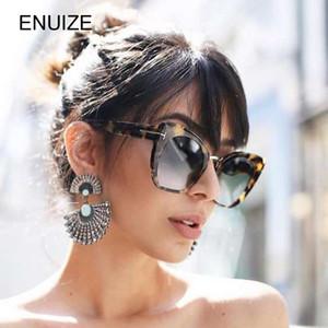 Occhiali da sole Cat Eye, da donna T del progettista di marca CatEye Occhiali da sole in plastica nera Shades UV400