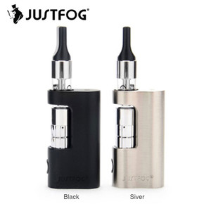 100% Original JUSTFOG C14 Compact Kit Built-in 900mAh Battery with C14 Atomizer Tank Electronic cigarette Kit