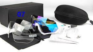 2018 Flight Jacket Sunglasses Gafas de ciclismo Bicycle Fishing Sport Gafas de sol Gafas ciclismo Gafas de ciclismo Gafas