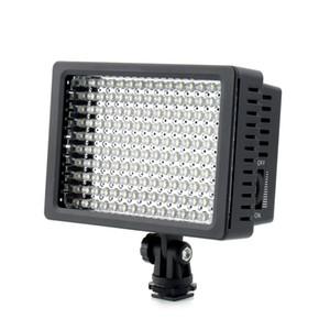 Lightdow LD-160 عالية الطاقة 160 قطع الصمام ضوء الفيديو كاميرا كاميرا dv صور مصباح مع ثلاثة مرشحات لكانون نيكون بنتاكس فوجي فيلم كاميرات
