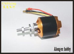 free shipping BRUSHLESS MOTOR 3642kv750 4s about 2.2kg push use for tiansheng wingspan 1200mm ts838 F3A PLANE AIRPLANE