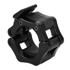50MM Musculation Crossfit Dumbbells Barbell Schellen Halsbänder Verschluss Fitness Standard-Gewicht Dambil Gym Plastic Buckle 1 Paare