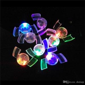 LED Blinklicht Mundschutz Spielzeug Party Glowing Tooth Toy Club Fashion Kleid für Halloween Ghost Festival party supplies Dekoration