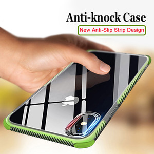 Luxury Case For iPhone Xr Xs Max Xs 8 7 Shockproof Case For iPhone8 iPhone7 7Plus 8Plus iPhone6 Slim Clear 6 Phone Cover