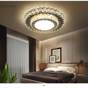 ضوء السقف الحديثة luminaria الحب قلادة مصابيح الفاخرة جولة بقيادة k9 الكريستال سقف غرفة المعيشة الإضاءة عالية الجودة مصابيح السقف led