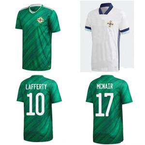 Top 2020 de Irlanda del Norte camisetas de fútbol 20 21 LAFFERTY camiseta de fútbol 2021 MCNAIR Jersey DAVIS WASHINGTON maillot de pie