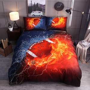 New Football Bedding Set Bed Linen Set Bed Cover Soft And Comfortable of Linen