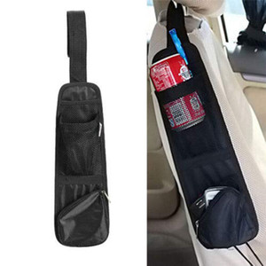 Car Seat Side Back Storage Bags Organizer Multi Pocket Holder Bag Backseat For Stowing Tidying Auto Seat Side Bag