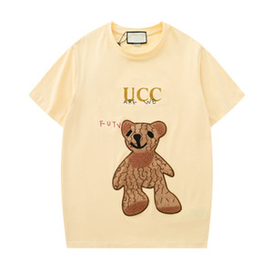 gucci mens 2020 luxury designer t shirts fear of god high-quality embroidery hombres gucci men women casual hommes t shirt clothes S-2XL