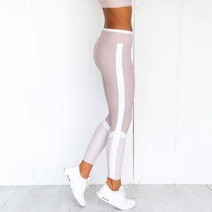 2020 Europeia Americana Sexy Sports Yoga Calças De Moistura Wickflage Impresso Yoga Wear Senhoras Fitness Terno