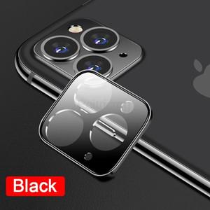 Fotocamera iPhone copertura completa delle lenti del Protector 11 Pro MAX Camera di protezione dell'anello del metallo, vetro temperato per iPhone XS Max XR X Lens