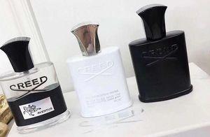 새 크리드 남성 향수 세트 30ML * 긴 신사 향수 세트 놀라운 냄새 무료 배송을 지속 3PCS / 세트 휴대용 향수 키트