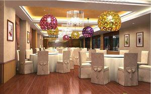 Illuminazione domestica moderna Sala da pranzo lampadario soggiorno corridoio corridoio luci del soffitto 110V / 220V E27