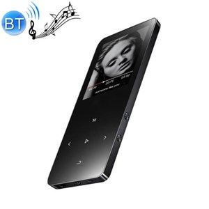X2 1,8 pouces à écran tactile métal Bluetooth MP3 MP4 Hifi Sound Music Player 8 Go