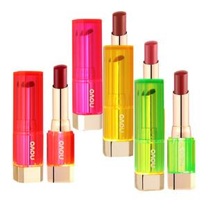 Кондитерские изделия Fluorescent Velvet Matte Mist долговечными Cherry Tomato Цвет Студентка Lipstick