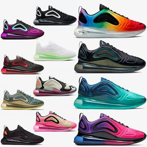 air max 720 airmax 720s Cushion Running Shoe Triple-s Bianco Nero Moda Uomo Donna Calzature sportive Luxury Designer di marca Sneakers Scarpe da ginnastica