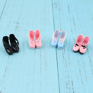 DBS Blyth Doll icy shoes only for joint body doll, High heels toy shoes