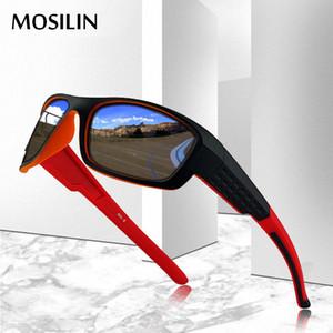 Новые 2019 Wraparound Открытый Солнцезащитные очки TAC поляризованные Высококачественные пластиковые спортивные очки с HD поляризованной конструкторе объектива