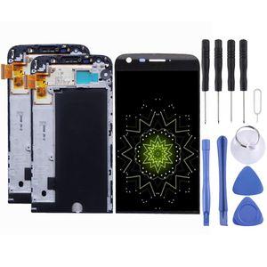 iPartsBuy ЖК-экран + сенсорный экран дигитайзер в сборе с рамкой, ЖК-экран и дигитайзер полная сборка дигитайзер в сборе с рамкой, для