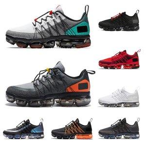 nike air vapormax Scarpe da corsa originali per uomo donna Respira lo sport della scarpa da tennis mens formatori Triple scarpa pista nera per gli uomini donne riflettente nera ed