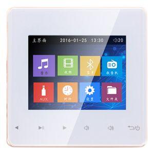 AMS-Bluetooth Smart Control System System System System Stype Modules Home Audio System Syster Digital Stereo مكبر للصوت في الجدار للفندق