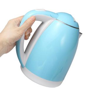 1.8L 1500W Электрический чайник Водонагреватель котел из нержавеющей стали Аккумуляторные чайник чайник воды